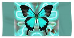 Butterfly Patterns 22 Hand Towel