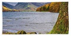 Buttermere Lake District Bath Towel