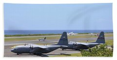C130h At Rest Hand Towel
