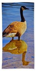 Canadian Goose Bath Towel