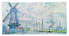 Canal Of Overschie - Digital Remastered Edition Hand Towel