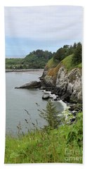 Cape Disappointment Vertical Bath Towel