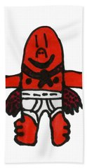 Captain Underpants Hand Towel
