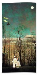 Carnival Evening - Digital Remastered Edition Hand Towel