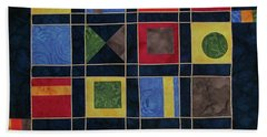 Carnival Of Colors Hand Towel