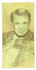 Cary Grant Bath Towel