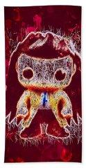 Castiel Supernatural Pop Hand Towel