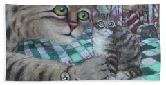 Cat Daddy Hand Towel