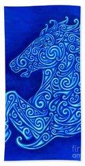 Celtic Horse Bath Towel