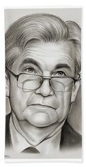 Chairman Powell Bath Towel