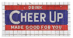 Cheer Up Hand Towel