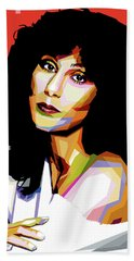 Cher Bath Towel