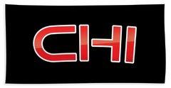 Chi Bath Towel