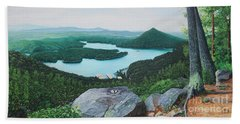 Chilhowee Overlook Bath Towel