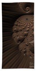 Chocolate Fudge. Hand Towel