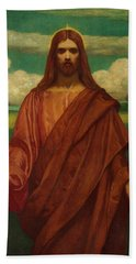 Christ, 1905 Hand Towel