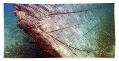 City Of Grand Rapids Shipwreck Ontario Canada 8081801c Bath Towel