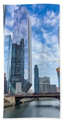 City Reflections Bath Towel
