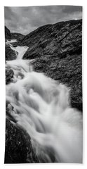 Bath Towel featuring the photograph close to Ygnisdalselvi, Norway by Andreas Levi