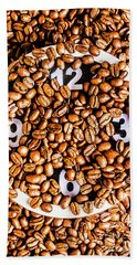 Coffee Time Hand Towel
