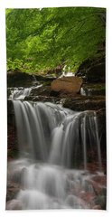 Cold River Hand Towel