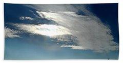 Collingwood's Clouds Bath Towel