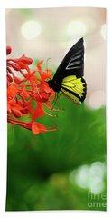 Common  Birdwing Hand Towel