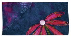 Coneflower Confection Hand Towel