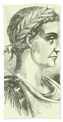 Constantine The Great Also Known As Constantine I Hand Towel