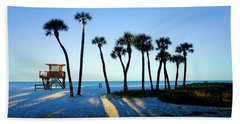 Coquina Palms Bath Towel