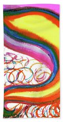 Cosmic Caf Ca4 Hand Towel