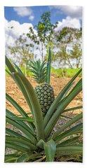 Costa Rica Naturally Growing Pineapple Hand Towel