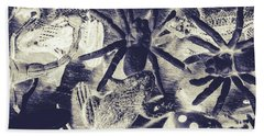Creatures Of The Night Bath Towel
