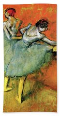Dancers On The Pole - Digital Remastered Edition Hand Towel