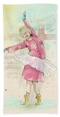 Dancing Queen Hand Towel