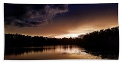 Fishing Photographs Bath Towels