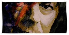 David Bowie - Past And Present  Hand Towel