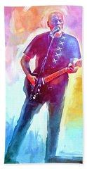 David Gilmour Hand Towel