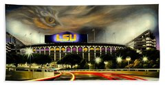 Death Valley Game Time Bath Towel