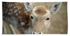 Deer Bath Towel