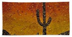 Desert Dreams Hand Towel