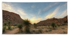 Desert Hike Bath Towel