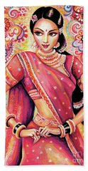 Devika Dance Bath Towel