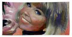 Doris Day Bath Towel