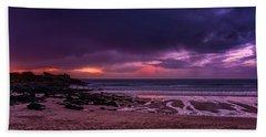 Dramatic Sky At Porthmeor Hand Towel