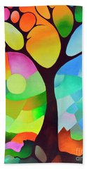 Dreaming Tree Hand Towel