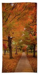 Drury Autumn Hand Towel