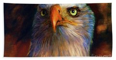 Eagle Hand Towel