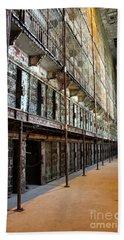 East Cell Block Ohio State Reformatory Mansfield Ohio 1414 Bath Towel