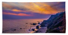 El Matador Sunset Bath Towel